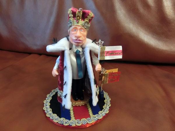 Купить куклу Путина